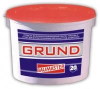 PUTZGRUND BAUMASTER – grund intaritor penntru tencuieliPUTZGRUND BAUMASTER — грунтовка для штукатуркиPUTZGRUND BAUMASTER – primer for plasters